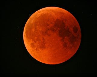 La Notte dei Desideri con l'eclisse di Luna piu' lunga del secolo!!!