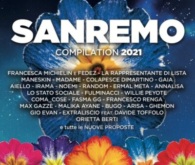 cover compilation sanremo 2021